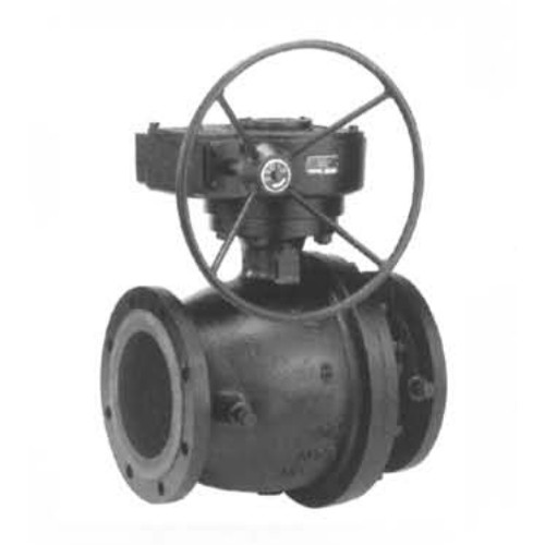 Cast Trunnion Mounted Ball Valves CL150 LBS