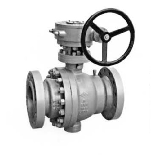Cast Trunnion Mounted Ball Valves CL600 LBS