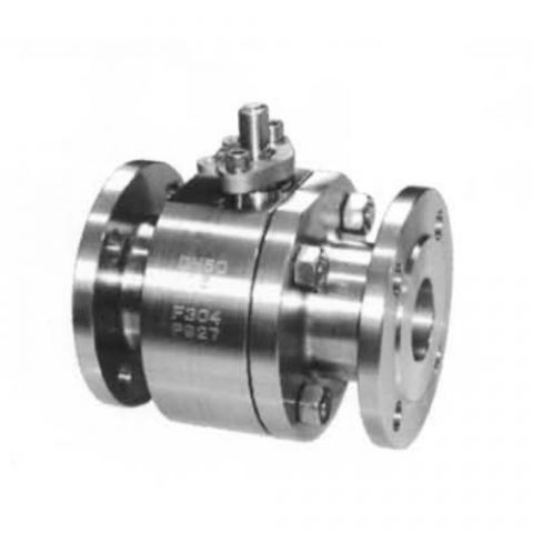 Forged Steel Floating Ball Valves 1