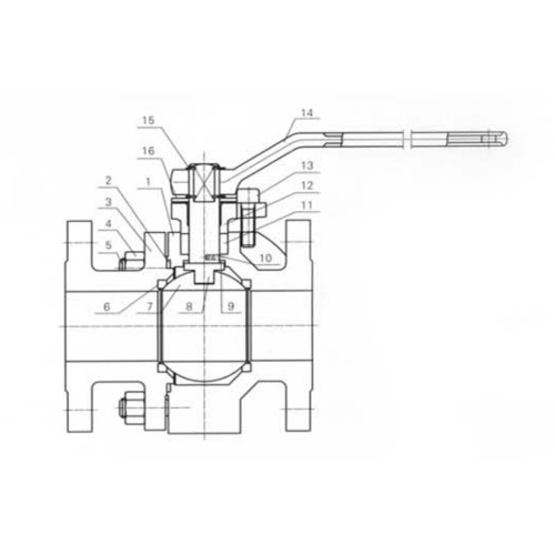 Forged Steel Floating Ball Valves 2