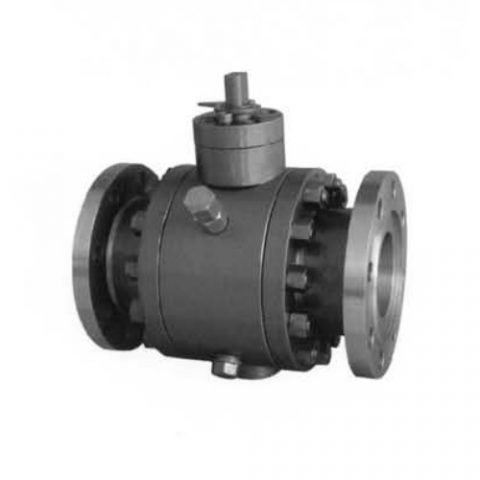 "Forged Trunnion Mounted Ball Valves 2""-4"" CL150-CL1500 LBS 1"