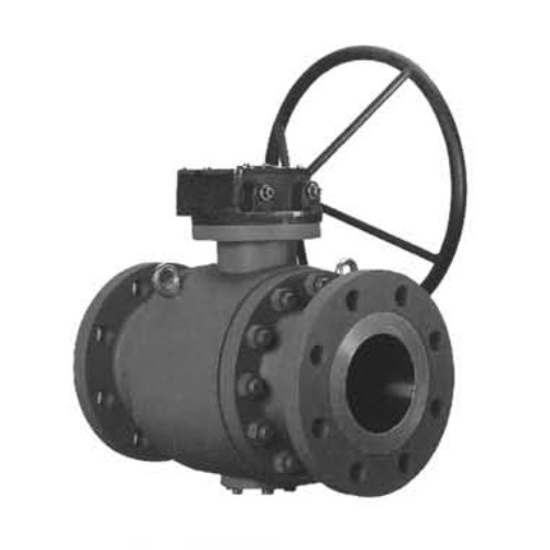 """Forged Trunnion Mounted Ball Valves 6""""-32"""" CL150-CL1500 LBS 1"""