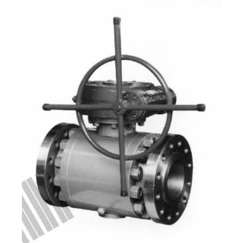 """Forged Trunnion Mounted Ball Valves 6""""-32"""" CL150-CL1500 LBS 2"""